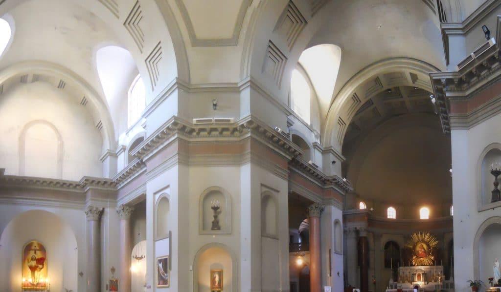 Chiesa del Sacro Cuore Immacolato di Maria - Antiquariato Parioli