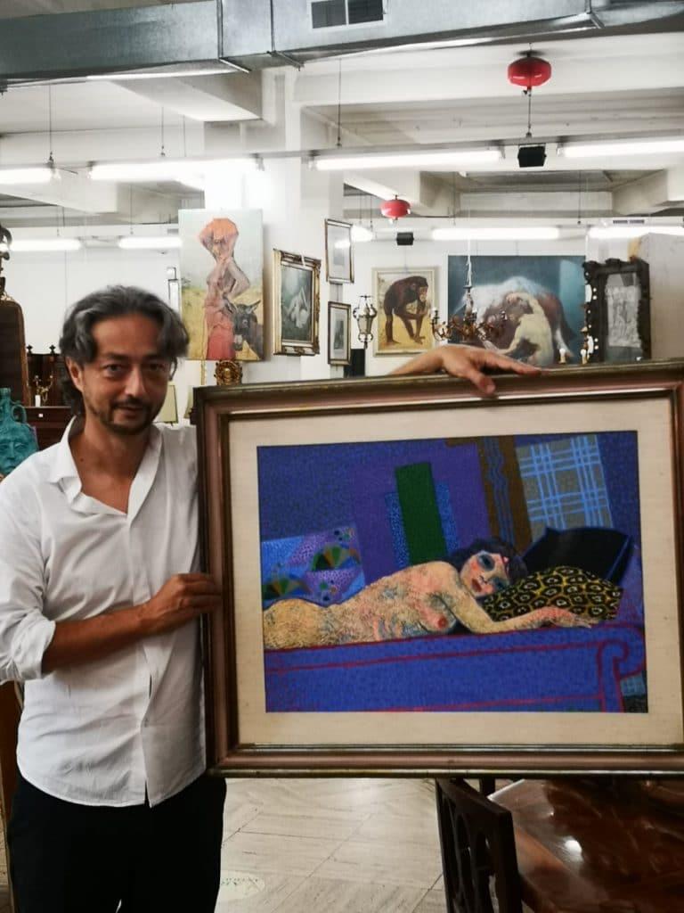 Compro Vendo quadri di Bruno Caruso - Antiquariato Europeo di Gianluca Scribano
