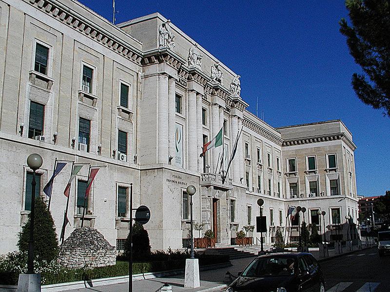 Palazzo del Governo - Pescara