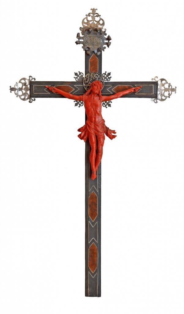 Crocifisso Matteo Bavera - Trapani