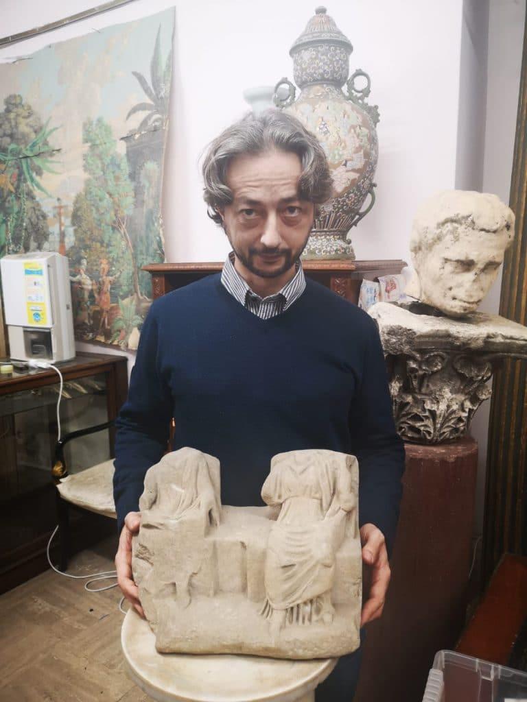 Antiquariato Europeo di Gianluca Scribano - Acquisto e vendo antiquariato ITALIA