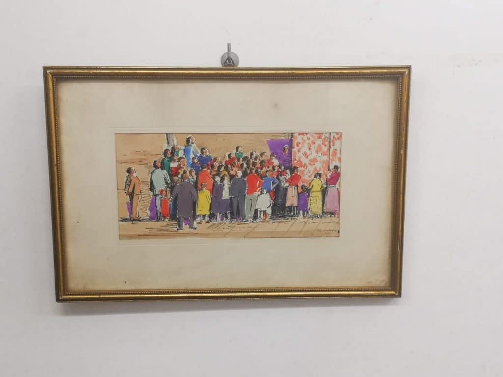 valore quadri Marius Ledda