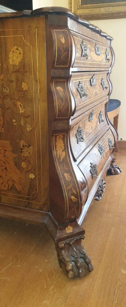 Mobili Stile Luigi XV , Cassettone Luigi XV