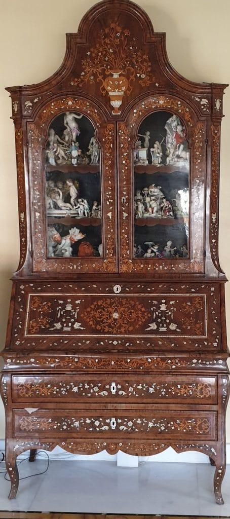 Mobili Stile Luigi XV , Transazione Luigi XV - Luigi XVI