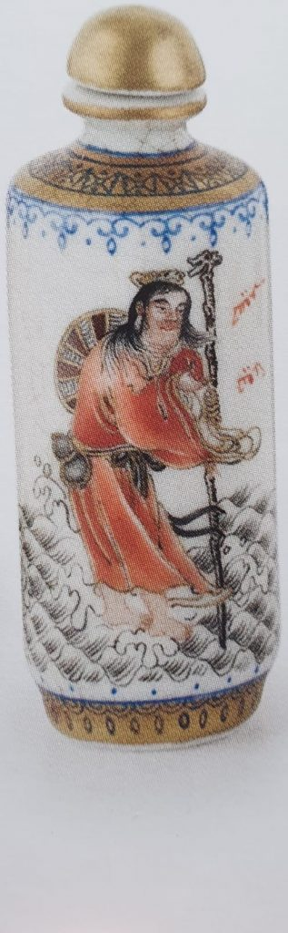 Porcellane cinesi ,Snuff Bottle